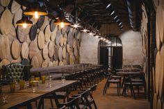 Shustov (Ukraine), Europe Bar | Restaurant & Bar Design Awards