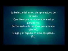 La Balanza Del Amor letra- Jd Stanford