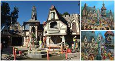 Watch: The Making Of Disneyland's New Fantasy Faire Princess Village