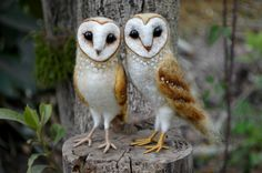 you can get these owls in my page www.harthicune.etsy.com
