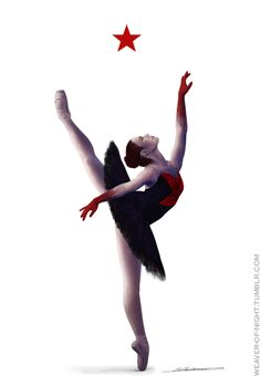 Art by EmI'm one of 28 young ballerinas with the Bolshoi I'm one of 28 Black Widow agents with the Red Room