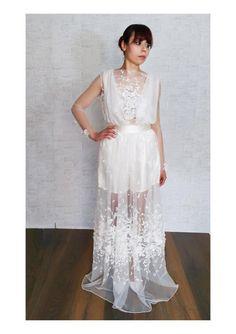 Ehi, ho trovato questa fantastica inserzione di Etsy su https://www.etsy.com/it/listing/503203084/separated-wedding-dress-bridal-jumpsuit