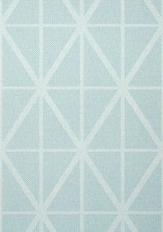 CAFE WEAVE TRELLIS, Soft Blue, T362, Collection Texture Resource 6 from Thibaut