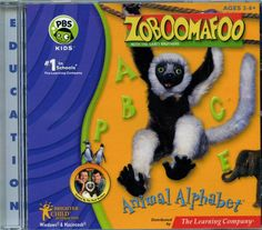 Zoboomafoo: Animal Alphabet CD-ROM