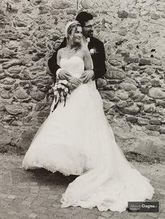Luca & Angela, 2014 - Mondovi (cn)  #wedding #romance #bouquet #italy  #albertogagnafotografo