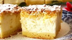 6 Tart Recipes, Sweets Recipes, Greek Bread, Low Fat Cake, Yogurt Cake, Sweets Cake, Bread And Pastries, Food Cakes, English Food
