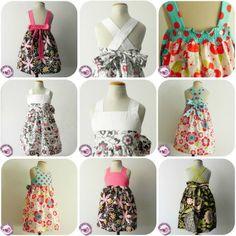 Spring Dress PDF Pattern