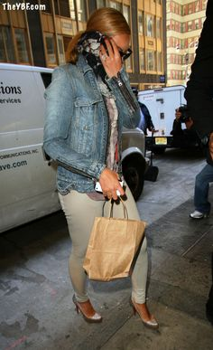 Bey's style