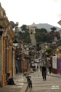 Cold, rainy, permanent party... San Cristóbal de Las Casas, the best place to find casual sex