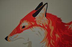 Fox detailing