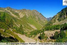 Vallon d'Aygues-Cluses (France, Midi-Pyrénées, Hautes-Pyrénées)