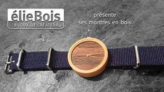 élieBois - Montre en bois - Ulule Belt, Watches, Accessories, Wood Watch, Jewelry Designer, Belts, Wristwatches, Clocks, Jewelry Accessories