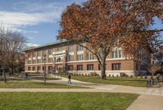 University of Illinois at Urbana-Champaign, Lincoln Hall