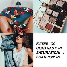 Pinterest: @startariotinme ☾I love this one! It works well with everything especially colorful pictures! GET PAID FILTER FOR FREE WITH THE LINK ON MY BIO! (GET 50 POINTS BY USING MY LINK!) TUTORIAL ON @filtertexture ! #vsco#vscocam#vscofilter