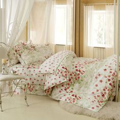 Aliexpress.com : Buy No pilling,fade,Natural Xinjiang cotton fabric Korean Bed Cover 4pcs Bedding sets unique design of lotus leaf lace pillowcase from Reliable Bed cover suppliers on Yous Co., Ltd. $86.00 - 88.00