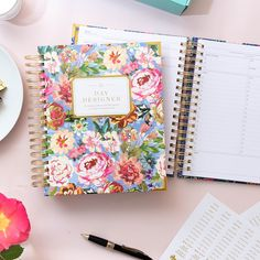 It's time to start shopping for teacher planners! This beautiful floral planner for teachers goes from 2020-2021 academic year and has over 10 cover design choices for your teacher organization needs. It comes from the system Day Designer with the ultimate design for productivity. Learn how to set intentions for your busy day as an educator with this stylish and functional coil bound paper planner and calendar.  #teacherplanner #plannerforteachers #daydesigner #teacherorganization… High School French, Middle School Spanish, Middle School Teachers, New Teachers, French Class, Spanish Teacher, French Teacher, Spanish Classroom, Classroom Setup
