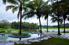 Olaulim Backyards: The Goa Backwaters Like You've Never Experienced Them: The Goa Backwaters Like You've Never Experienced Them Outdoor Swimming Pool, Swimming Pools, Goa Travel, Goa India, Cheap Hotels, Vacation Style, Like A Local, Bed And Breakfast, House Styles