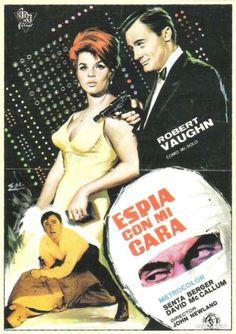 """Espia con mi cara (1965) """"The Spy with My Face"""" de John Newland - tt0058610"""