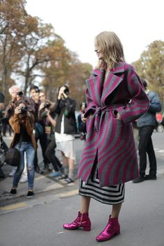 #HanneGabyOdiele #offduty at Paris #fashion week #PFW #moda #streetstyle
