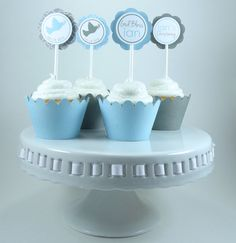 Hey, I found this really awesome Etsy listing at https://www.etsy.com/listing/150873715/christening-cupcake-toppers-baptism