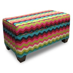 Take a look at this Panama Wave Desert Flower Storage Bench by Skyline Furniture on today! Upholstered Storage Bench, Upholstered Ottoman, Ottoman Bench, Furniture Storage, Desert Flowers, My Living Room, Home Decor Inspiration, Color Inspiration, Panama