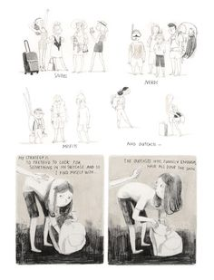 Jane, the Fox and Me: A Gorgeous Graphic Novel about the Travails of Youth Inspired by Charlotte Brönte   Brain Pickings
