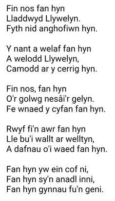 Cilmeri gan/by Gerallt Lloyd Owen Learn Welsh, Celtic Words, Welsh Language, Cymru, Writing Poetry, True Words, Writings, Proverbs, Welsh