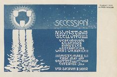 Another post about Ver Sacrum, the art journal of the Viennese Secession and one of the world's major art magazines during its short run from 1898 on. This is another digitised edition from the Uni...