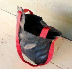 Bike Tube Tote Bag - Recyclart