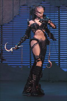 groteleur: Daemonette, Warhammer 40k Who Are the Sexiest Cosplay Girls?