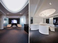 Fashion and Interior Decoration – The Chic Net-A-Porter HeadQuarters (VIDEO)