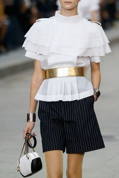 Chanel Spring 2015 Ready-to-Wear