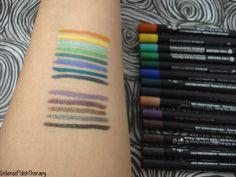 Intense Polish Therapy: Botanical Colour Eye Pencils   Yves Rocher