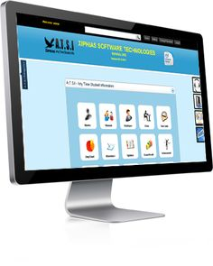 ATSI School Management Application by XIPHIAS Software Technologies is a ERP software to manage students information