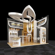De Priester 3D Exhibition Design