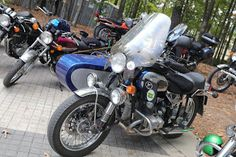 Ural Sidecar Rig at the 2019 Barber Vintage Motorcycle Festival -- Birmingham, Alabama Racing Motorcycles, Vintage Motorcycles, Desert Sled, Harley Davidson Parts, Japanese Motorcycle, Vintage Cycles, Race Engines, Motorcycle Leather, Moto Guzzi