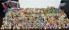 Huge Littlest Pet Shop Lot 650 Pets LPS Accessories | eBay Lps Accessories, Lps Pets, Lps Littlest Pet Shop, Cute Characters, Lol, Shopping, Timeline, Cake, Board