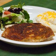 Easy Breaded Chicken - Real Mom Kitchen
