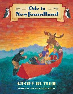 Ode to Newfoundland Book