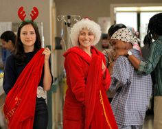 Don't miss the Chasing Life Christmas Special Tuesday, December 9 at 9pm/8c on ABC Family!
