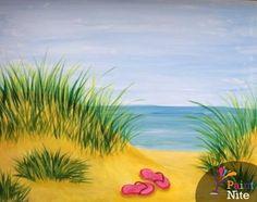 Paint Nite Edmonton | Hudson\\'s Canadian Taphouse (Whyte) - Edmonton 03/28/2015