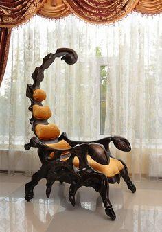 Cadeira de escorpião