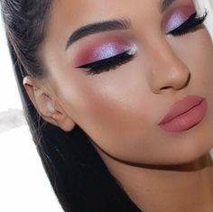 Gorgeous Makeup: Tips and Tricks With Eye Makeup and Eyeshadow – Makeup Design Ideas Hazel Eye Makeup, Natural Eye Makeup, Eye Makeup Tips, Makeup For Brown Eyes, Makeup Goals, Glam Makeup, Makeup Trends, Makeup Inspo, Eyeshadow Makeup
