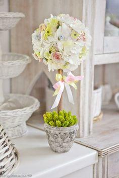 Wielkanocne dekoracje stołu: natura rządzi!