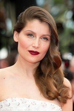 LAETITIA CASTA at Cannes Film Festival 2014 #hairhunter