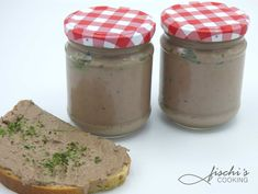 Dips, Mason Jars, Brunch, Cooking, Sauces, Pot Pies, Ham, Butter Recipe, Edible Gifts