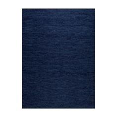 Plaine Bleu matta från Decotique. Få hemmet trevligt nu när det kliniska och minimali...