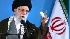Ali Khamenei, ici le 6 mai 2015 à Téhéran, s'attaque ouvertement au régime saoudien.