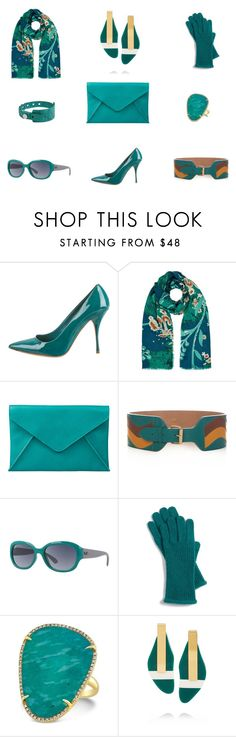 """""""Бискийский залив"""" by anfisa-28 on Polyvore featuring мода, Miu Miu, Burberry, Linea Pelle, Sophie Theallet, Ray-Ban, Nordstrom, Marni и Cast of Vices"""