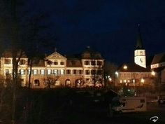 HAMMELBURG AT NIGHT by benictures on 500px